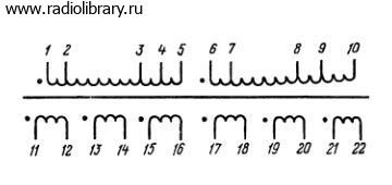 Та11 схема подключения